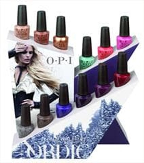 FALL/WINTER OPI NORDIC COLLECTION