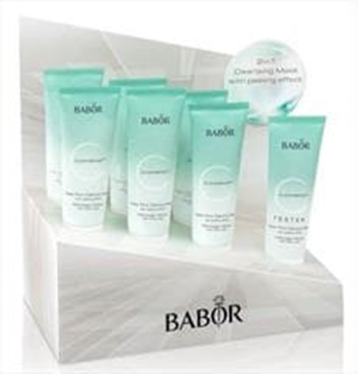 "¡NEW! BABOR FEBRERO: ""Deep Pore Cleansing Mask 2 in 1"""